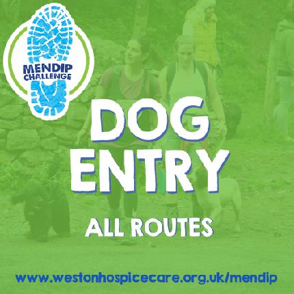Mendip Challenge 2020 - Mendip Challenge 2020 - DOG ENTRY