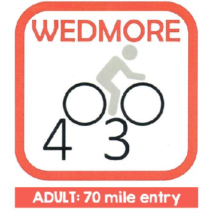 Wedmore 40/30 - Wedmore 40/30  2021 - 70 Mile Adult