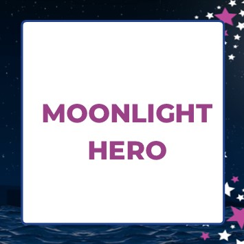Moonlight Beach Walk 2020 - Moonlight Hero - Moonlight Hero