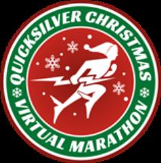 The Quicksilver Christmas Virtual Marathon - The Quicksilver Christmas Virtual Marathon 2020 - Virtual Marathon Registration Form