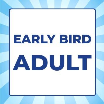 Men's March 2021 - Men's March 2021 - Early Bird Adult