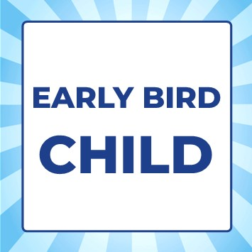 Men's March 2021 - Men's March 2021 - Early Bird Child