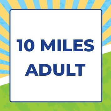 Mendip Challenge 2021 - 10 miles - 10 Mile Adult