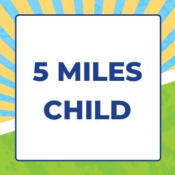 Mendip Challenge 2021 - 5 miles - 5 Mile Child