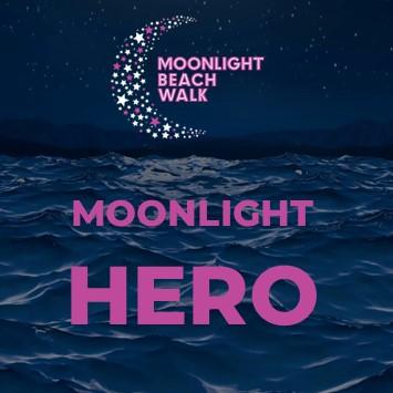 Moonlight Beach Walk 2021 - Moonlight Hero - Moonlight Hero