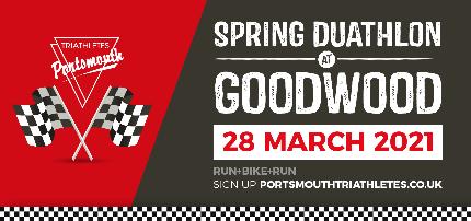 Portsmouth Triathletes Spring Duathlon at Goodwood 2021 - Portsmouth Triathletes Spring Duathlon at Goodwood 2021 - Short Course