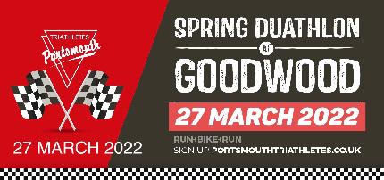 Portsmouth Triathletes Spring Duathlon at Goodwood 2022 - Portsmouth Triathletes Spring Duathlon at Goodwood 2022 - Short Course