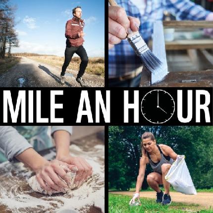 Mile An Hour - MILE AN HOUR - MILE AN HOUR