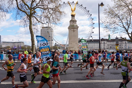London Marathon 2022 - London Marathon 2022 - Register Interest