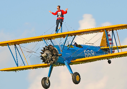 Wing Walk for Phyllis Tuckwell 2022 - Wing Walk for Phyllis Tuckwell - Wing Walk 2022