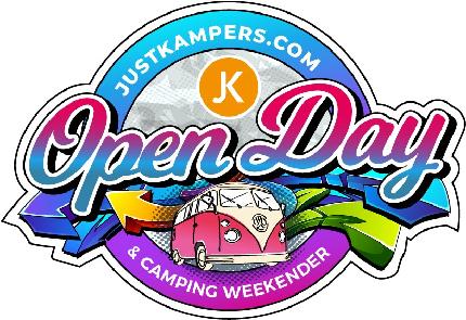 Just Kampers Weekender 2021 - Camping tickets - Just Kampers Weekender 2021 - Camping tickets - Just Kampers Weekender 2021- Camping Tickets