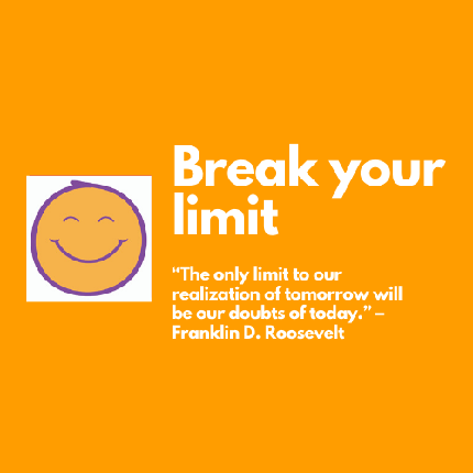 Break your Limit - Break your Limit - Individual Ticket