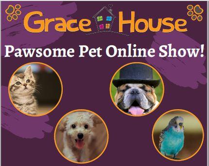 Pawsome Pet Show - Pawsome Pet Show - Furry and Feather Friends Entry