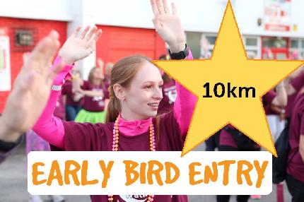Starlight Walk 2022 - Starlight Walk 2021 - Early Bird - 10km Entry