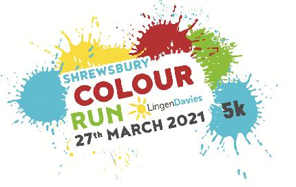 Shrewsbury Colour Run - Shrewsbury Colour Run - Adult Entry