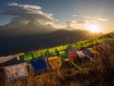 Overseas challenge - Overseas challenge - Annapurna Trek