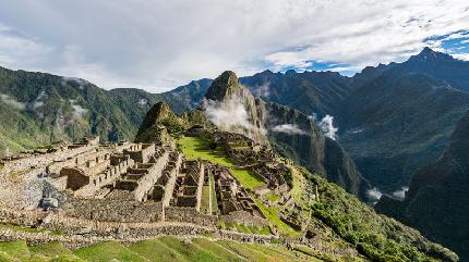 Overseas challenge - Overseas challenge - Inca Trail - Peru