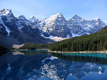 Overseas challenge - Overseas challenge - Trek the Rockies
