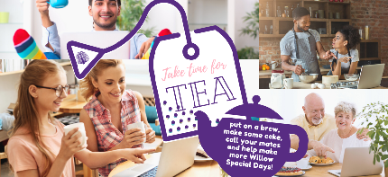 Take Time for Tea 2021 - Take Time for Tea - I WANT TO HOST A TAKE TIME FOR TEA PARTY!