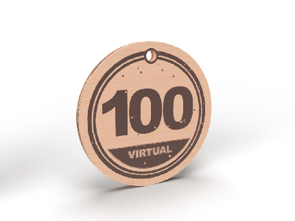 Willow's Virtual Challenge - Willow's Virtual Challenge - Virtual 100