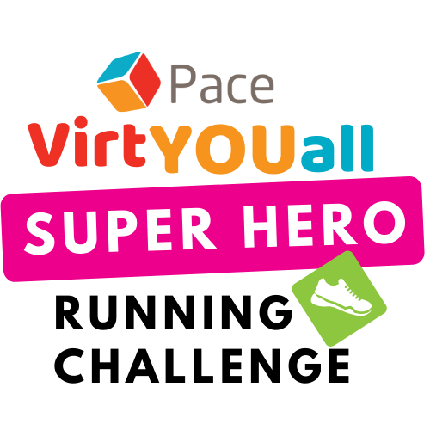 VirtYOUall Running Challenge - VirtYOUall Running Challenge - Superhero Run