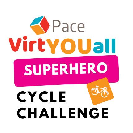 VirtYOUall Cycling Challenge - VirtYOUall Cycling Challenge - Superhero Cycle
