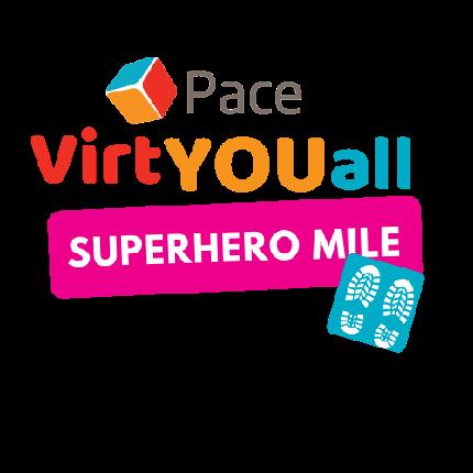 VirtYOUall Walking Challenge - VirtYOUall Walking Challenge - Superhero mile