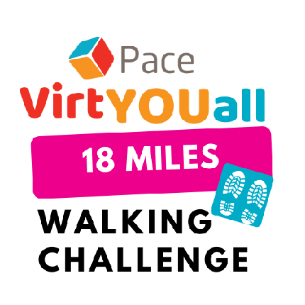 VirtYOUall Walking Challenge - VirtYOUall Walking Challenge - 18 Miles