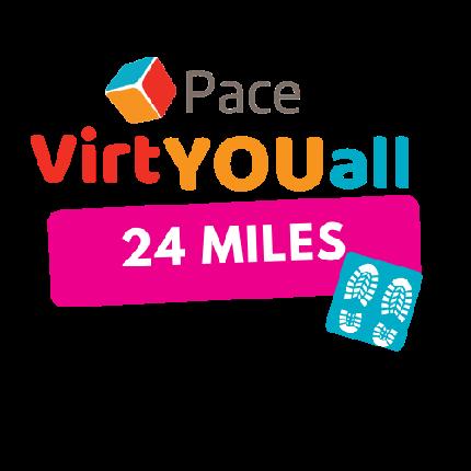 VirtYOUall Walking Challenge - VirtYOUall Walking Challenge - 24 Miles