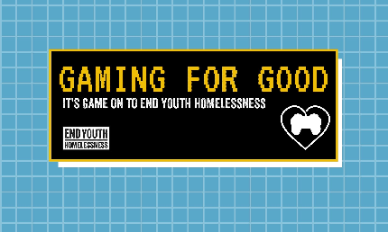 Gaming for Good - Gaming for Good - Sign up now