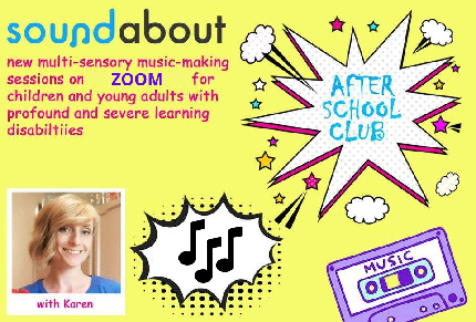 Soundabout After School Club - BARGAIN BUNDLE: February Sessions (1st,8th,15th,22nd) - After School Club Ticket