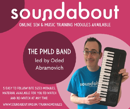 PMLD Band - PMLD Band Module 4 - Percussion and Putting it altogether