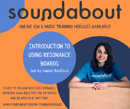 Introduction to Using Resonance Boards - Resonance Boards Module 5 - Further Ideas