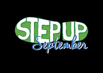 Step Up September - Coast to Coast Virtual Challenge  - Step Up September - Coast to Coast Virtual Challenge  - Registration