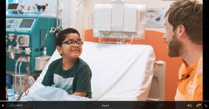The Secrets of Storytelling to Children in Hospital - The Secrets of Storytelling to Children in Hospital TRAINING - The Secrets of Storytelling to Children in Hospital