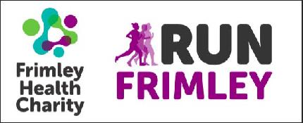 Run Frimley 2021 - Run Frimley 2021 - Charity Place - Fun Run (2.5k)