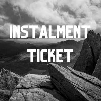 Welsh 3000's - Welsh 3000's - Instalment Ticket