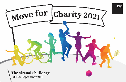 Move for charity 2021 - Move for charity 2021 - Register